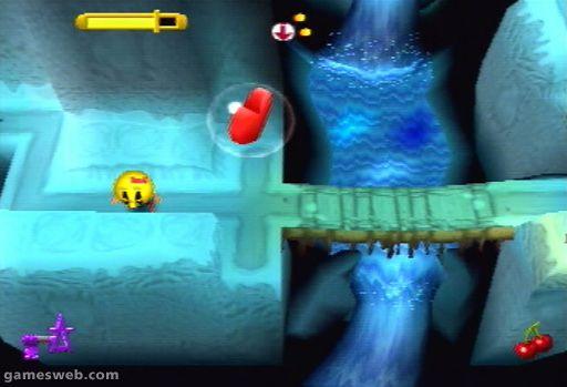 Ms. Pacman Paze Madness - Screenshots - Bild 11