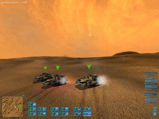 Ground Control: Dark Conspiracy - Screenshots - Bild 2
