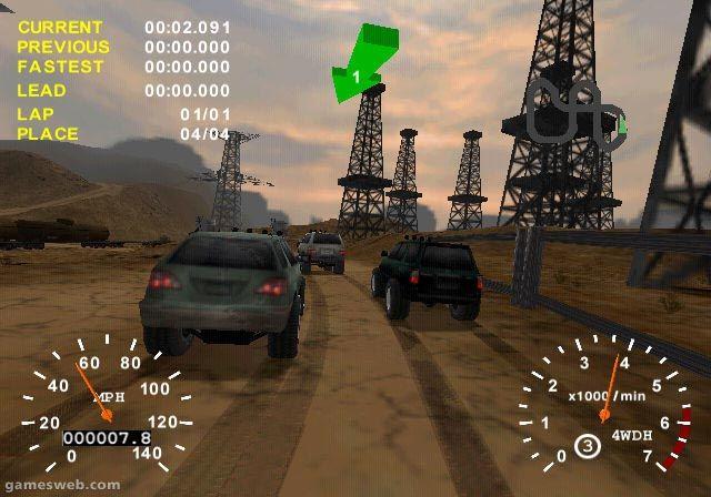 4x4 Evolution  Archiv - Screenshots - Bild 9