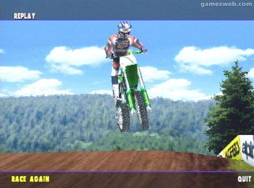 Championship Motocross 2001 - Screenshots - Bild 9