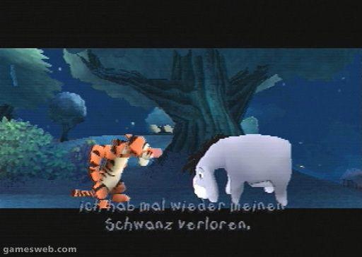 Tiggers Honigjagd - Screenshots - Bild 2