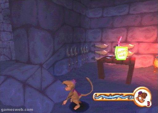 Aladdin - Nasira's Rache - Screenshots - Bild 2