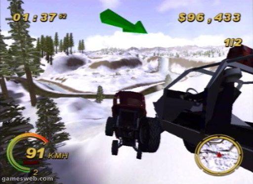 Smuggler's Run - Screenshots - Bild 2