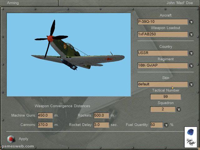 IL-2 Sturmovik - Screenshots - Bild 8