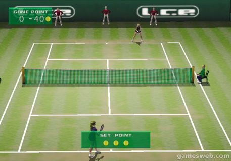 WTA Tour Tennis  Archiv - Screenshots - Bild 5