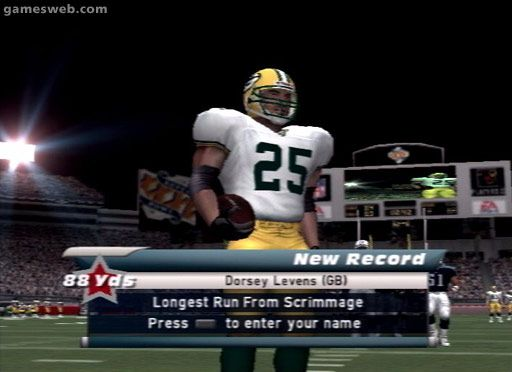 Madden NFL 2001 - Screenshots - Bild 17