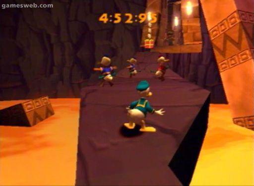 Donald Duck Quack Attack - Screenshots - Bild 7