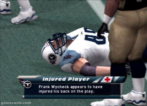 Madden NFL 2001 - Screenshots - Bild 2