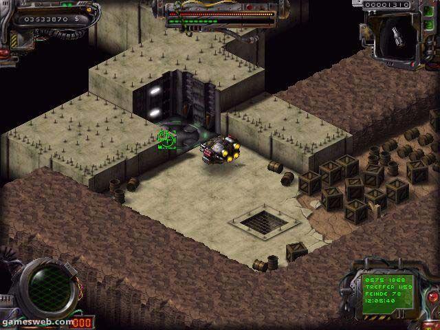 Vyruz: Destruction of the Untel Empire - Screenshots - Bild 14