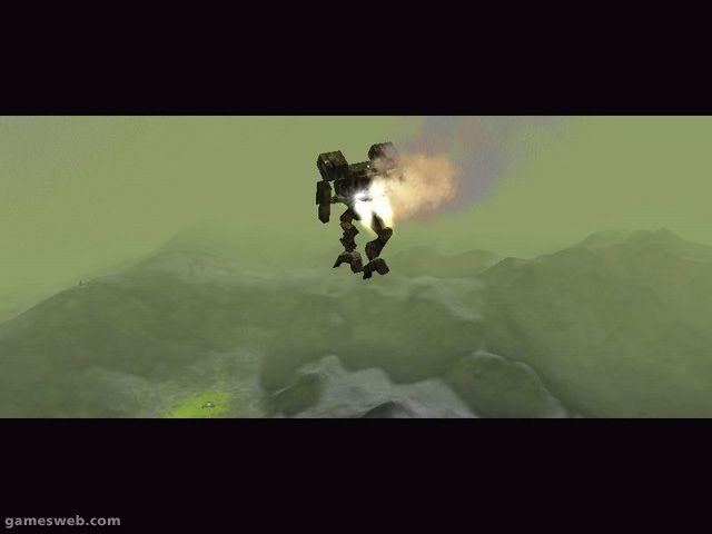 MechWarrior 4: Vengeance - Screenshots - Bild 2