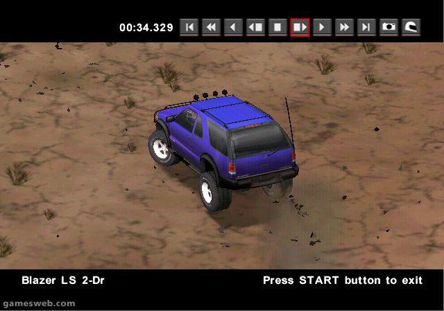 4x4 Evolution  Archiv - Screenshots - Bild 22