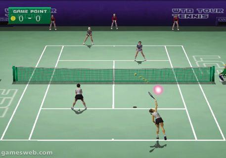 WTA Tour Tennis  Archiv - Screenshots - Bild 3