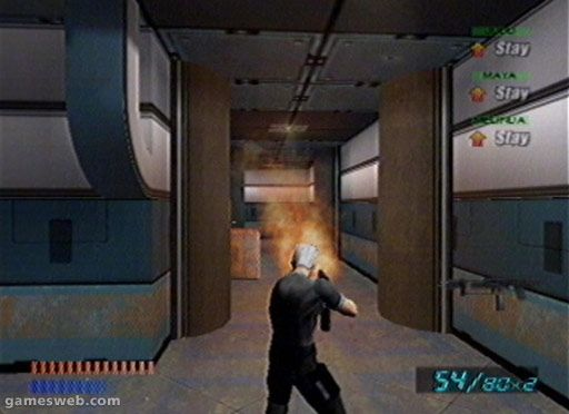 X-Squad - Screenshots - Bild 2