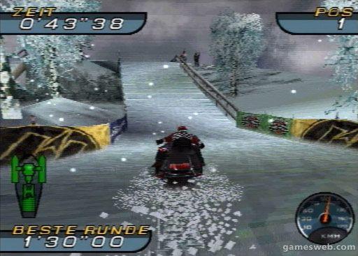 Sno Cross Championship Racing - Screenshots - Bild 7