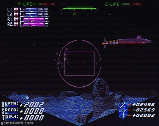 Submarine Commander  Archiv - Screenshots - Bild 3
