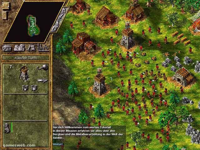 Die Siedler IV - Screenshots - Bild 11