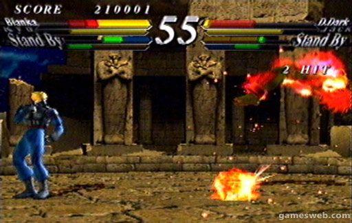 Street Fighter EX 3 - Screenshots - Bild 13