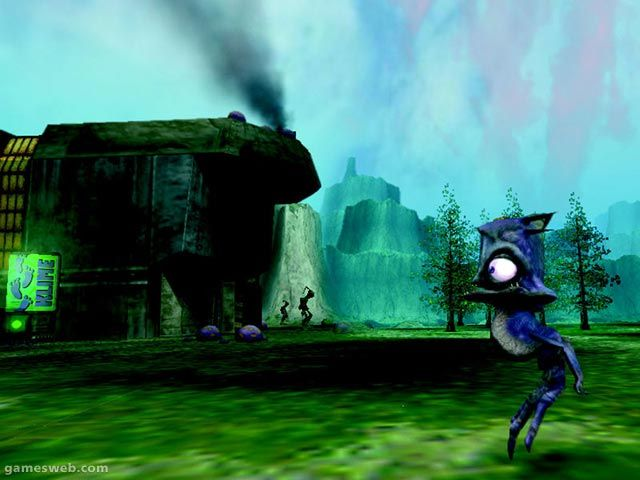 Oddworld: Munch's Oddysee  Archiv - Screenshots - Bild 39