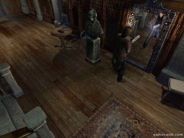 Alone in the Dark: The New Nightmare  Archiv - Screenshots - Bild 16
