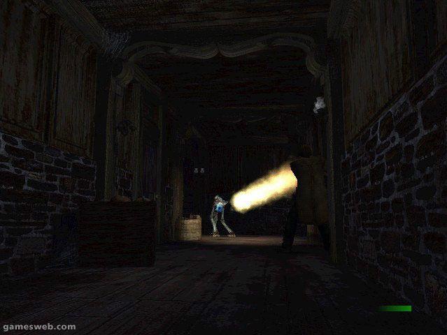 Alone in the Dark: The New Nightmare  Archiv - Screenshots - Bild 18