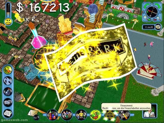 Theme Park Manager - Screenshots - Bild 3