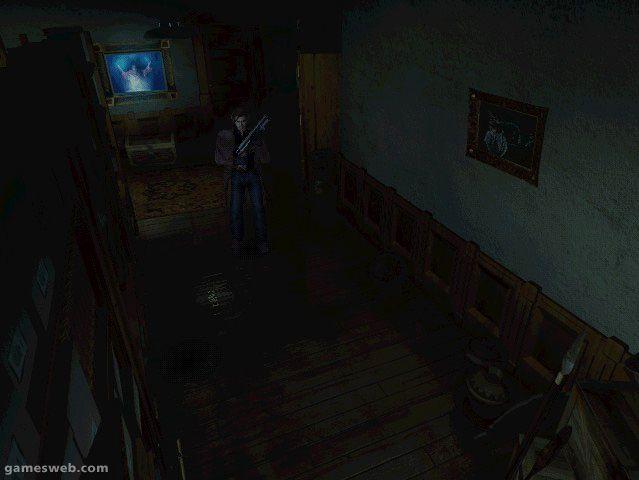Alone in the Dark: The New Nightmare  Archiv - Screenshots - Bild 10