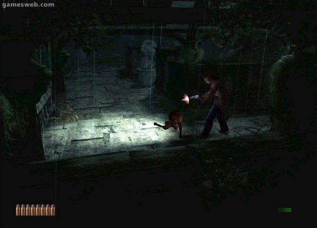 Alone in the Dark: The New Nightmare  Archiv - Screenshots - Bild 5