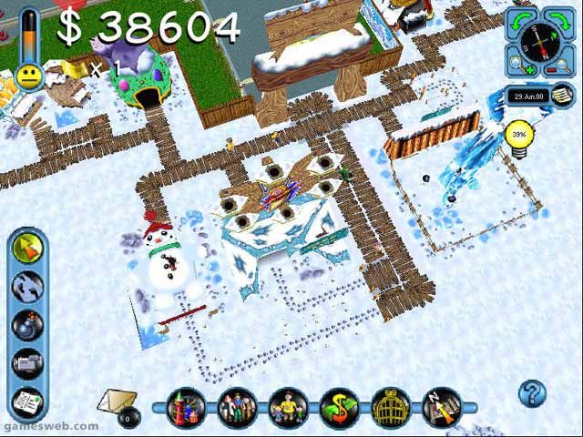 Theme Park Manager - Screenshots - Bild 5