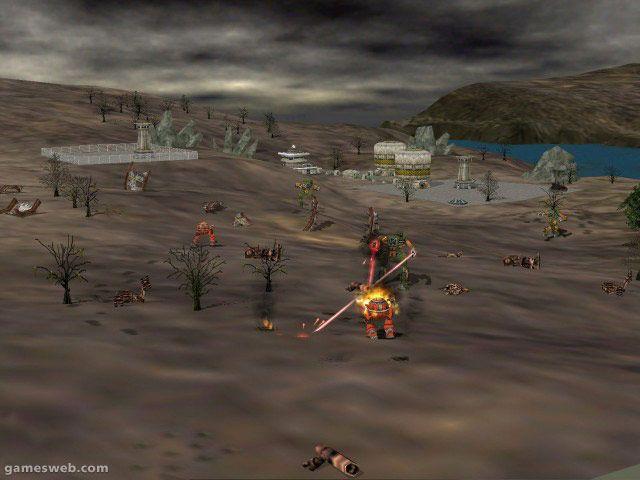 Mech Commander 2  Archiv - Screenshots - Bild 23