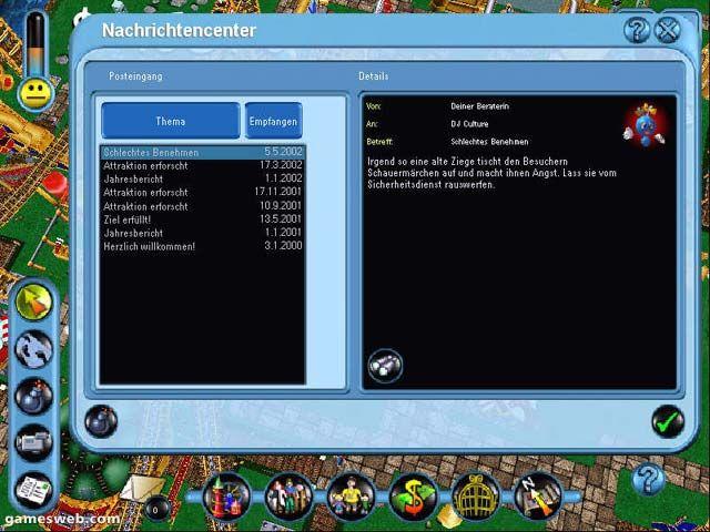Theme Park Manager - Screenshots - Bild 10