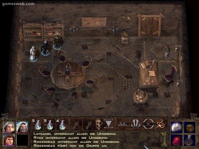 Gorasul: Vermächtnis des Drachen  Archiv - Screenshots - Bild 2