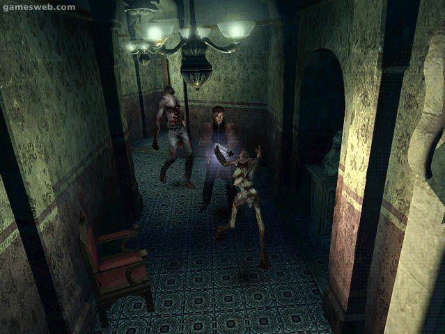 Alone in the Dark: The New Nightmare  Archiv - Screenshots - Bild 14