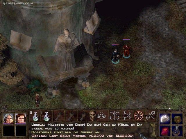 Gorasul: Vermächtnis des Drachen  Archiv - Screenshots - Bild 3