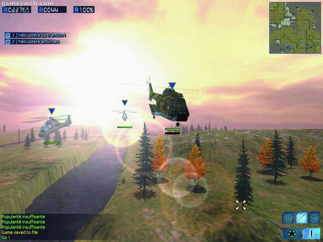 Conflict Zone  Archiv - Screenshots - Bild 16