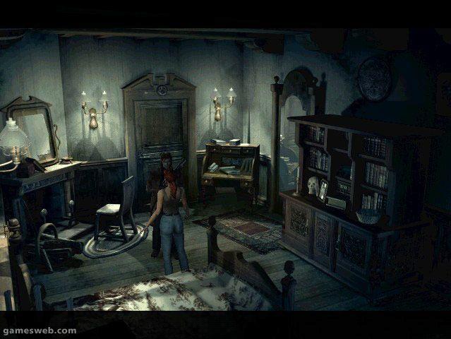 Alone in the Dark: The New Nightmare  Archiv - Screenshots - Bild 12