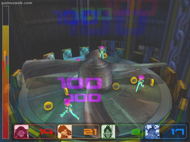 Fuzion Frenzy  Archiv - Screenshots - Bild 13