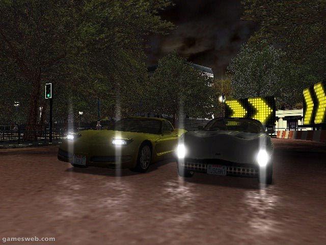 Project Gotham Racing  Archiv - Screenshots - Bild 39