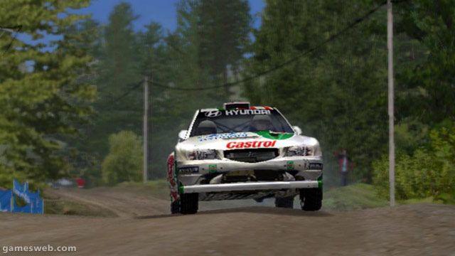World Rally Championship 2001  Archiv - Screenshots - Bild 12