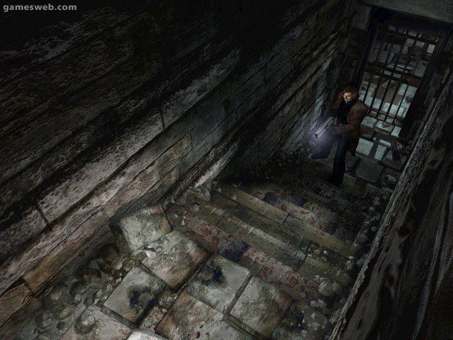 Alone in the Dark: The New Nightmare  Archiv - Screenshots - Bild 15