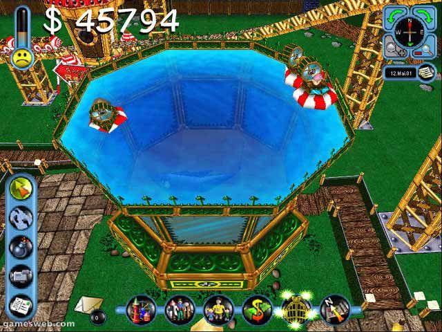 Theme Park Manager - Screenshots - Bild 6