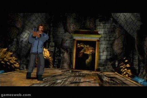 Fear Effect 2: Retro Helix - Screenshots - Bild 14