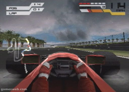 Formula One 2001 - Screenshots - Bild 2