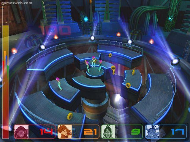 Fuzion Frenzy  Archiv - Screenshots - Bild 14