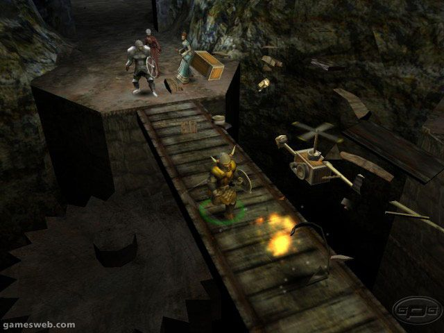 Dungeon Siege - Brandheiße Screenshots Archiv - Screenshots - Bild 30