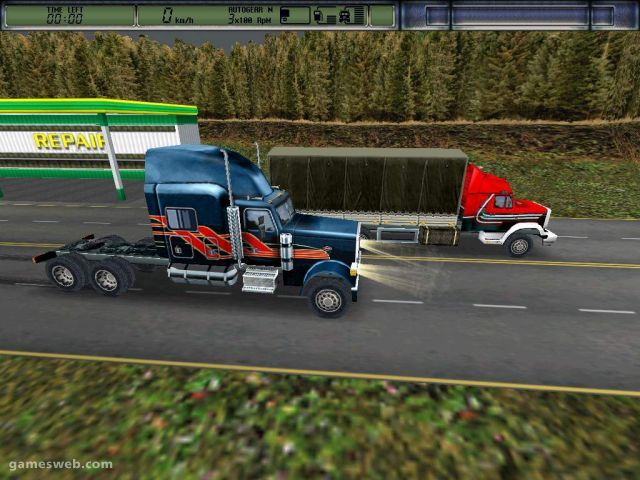 King of the Road  Archiv - Screenshots - Bild 2