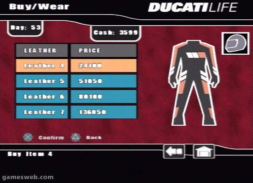 Ducati World - Screenshots - Bild 5
