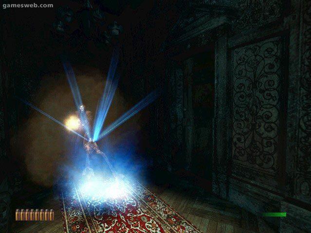 Alone in the Dark: The New Nightmare  Archiv - Screenshots - Bild 21
