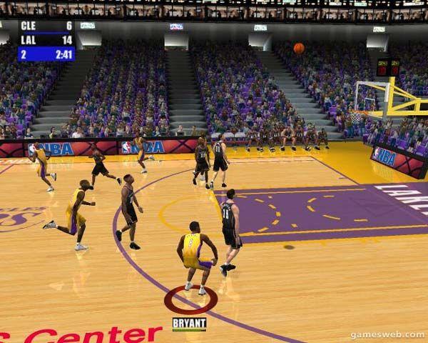 NBA Live 2001 - Screenshots - Bild 10