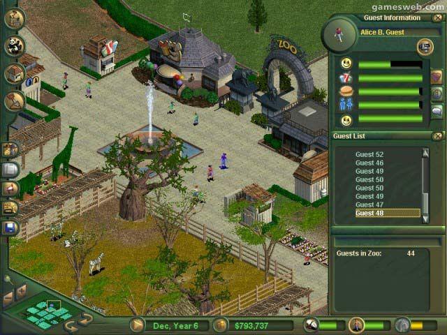 Zoo Tycoon  Archiv - Screenshots - Bild 33