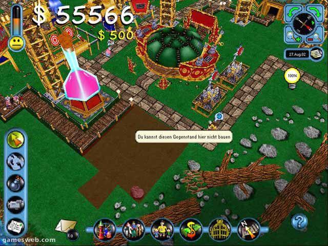 Theme Park Manager - Screenshots - Bild 11